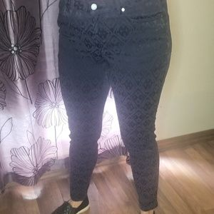 Vince Camuto navy blue pants